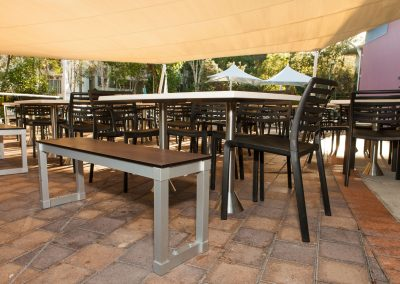 Griffith Uni Outdoor - Table & Chair - Image 1