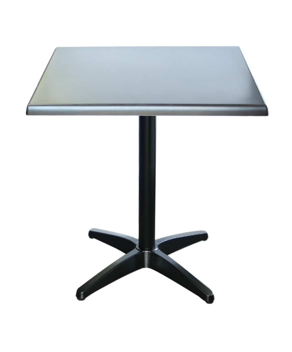 Astoria Black Table Square