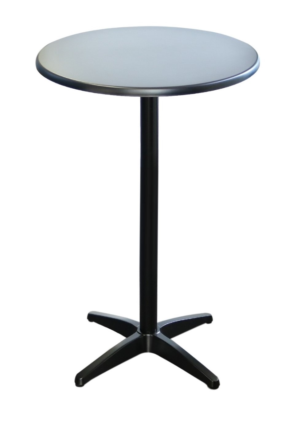 Astoria Black Bar Table Round