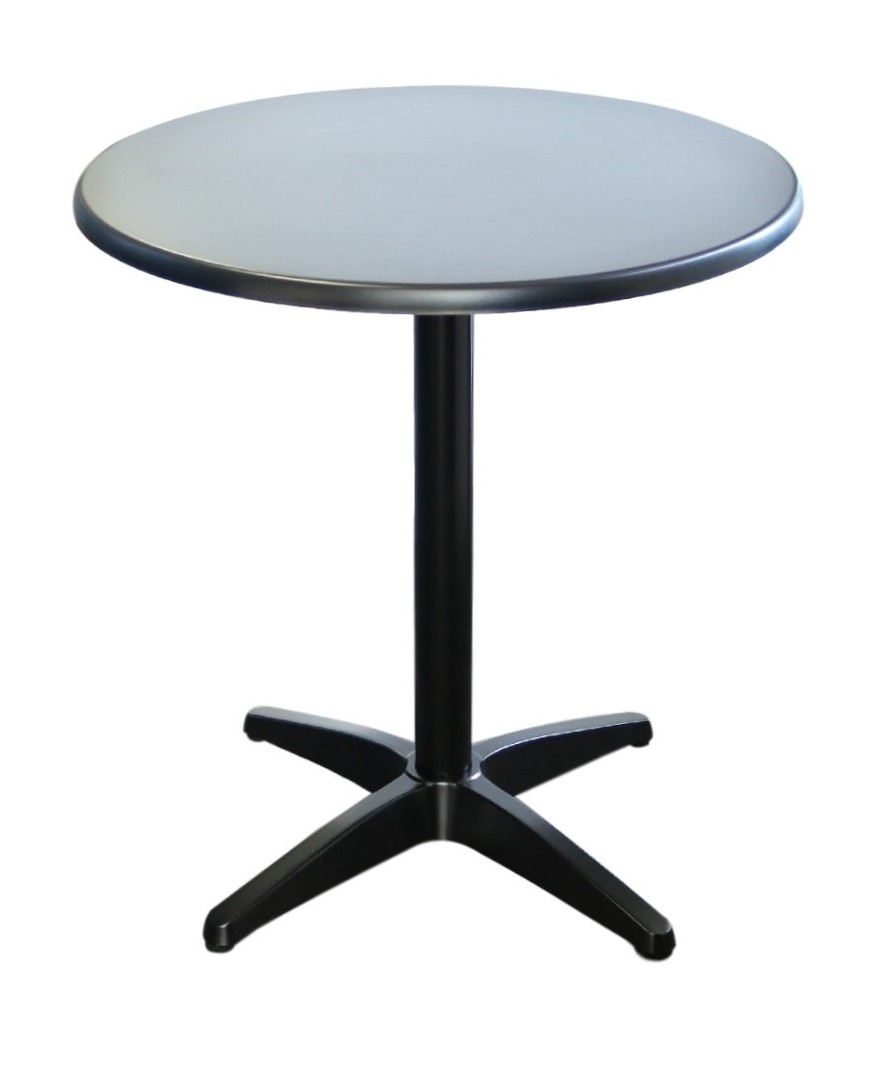 Astoria Black Table Round