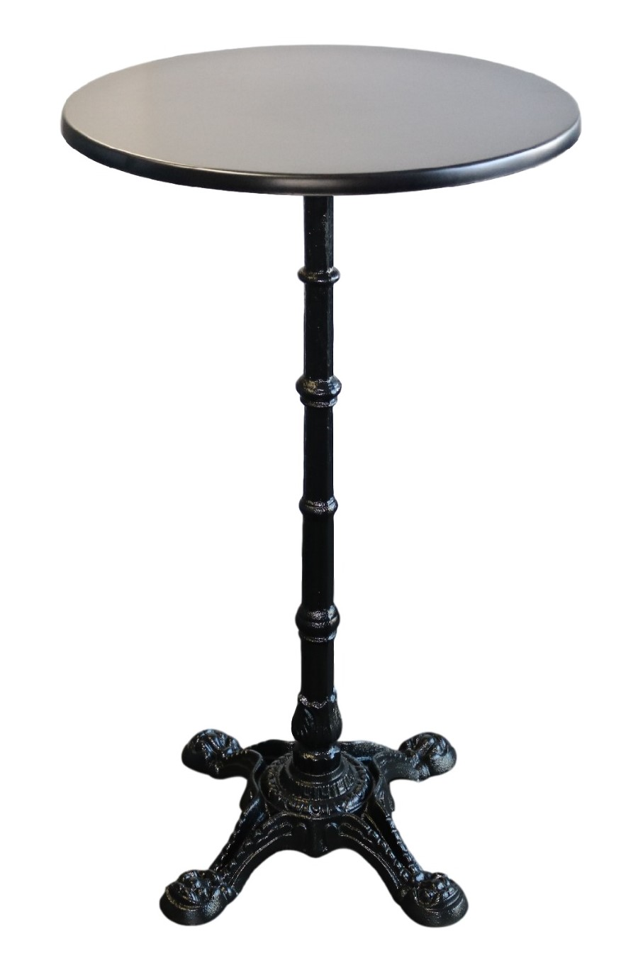 Bistro Bar Table Round