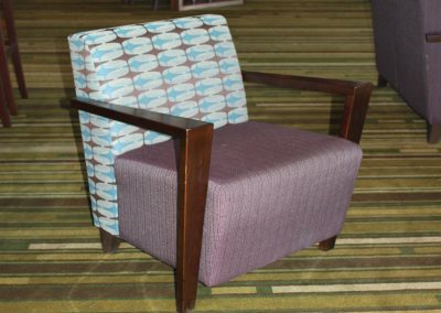 Eatons Hill Hotel Armchair - Image 10