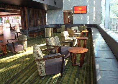 Eatons Hill Hotel Armchair - Image 5