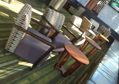Eatons Hill Hotel Armchair - Image 4