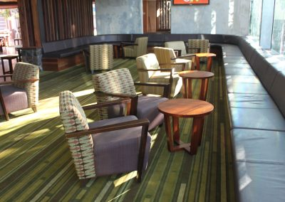 Eatons Hill Hotel Armchair - Image 3