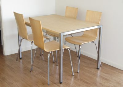Brooms Head Caravan Park Dining Table & Chair