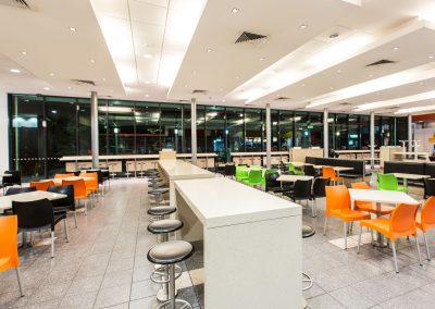 BP Food Court Inside