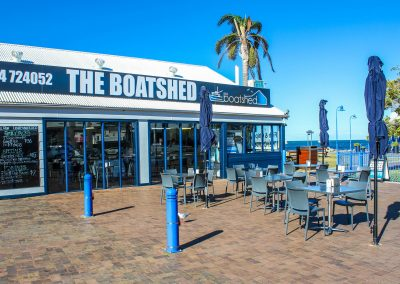 The Boatshed – Batemans Bay, NSW
