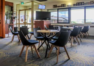 Lakes Entrance Bowls Club - Eclipse Chair with AirTable