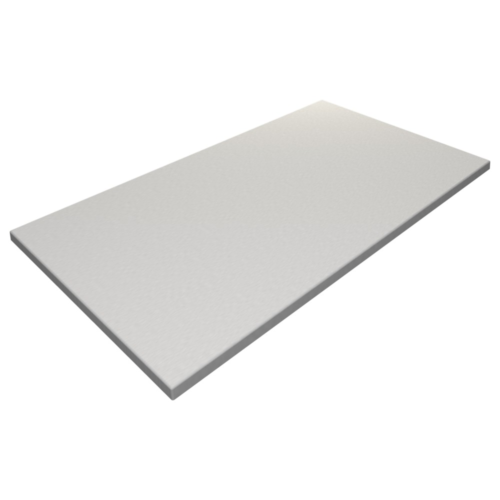 SM France Stratos Duratop 1200 x 800mm Rectangle