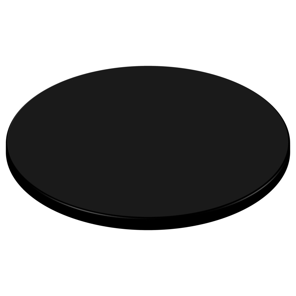 SM France Black Duratop Table Top