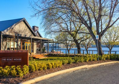 The Boat House – Barton, ACT