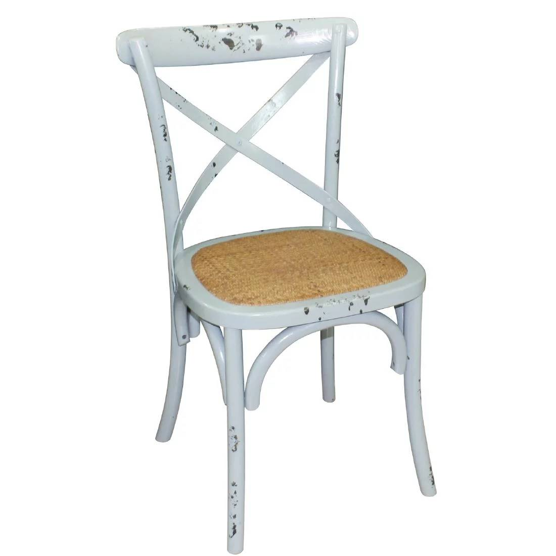 Cross Back Chair (Pack of 2)