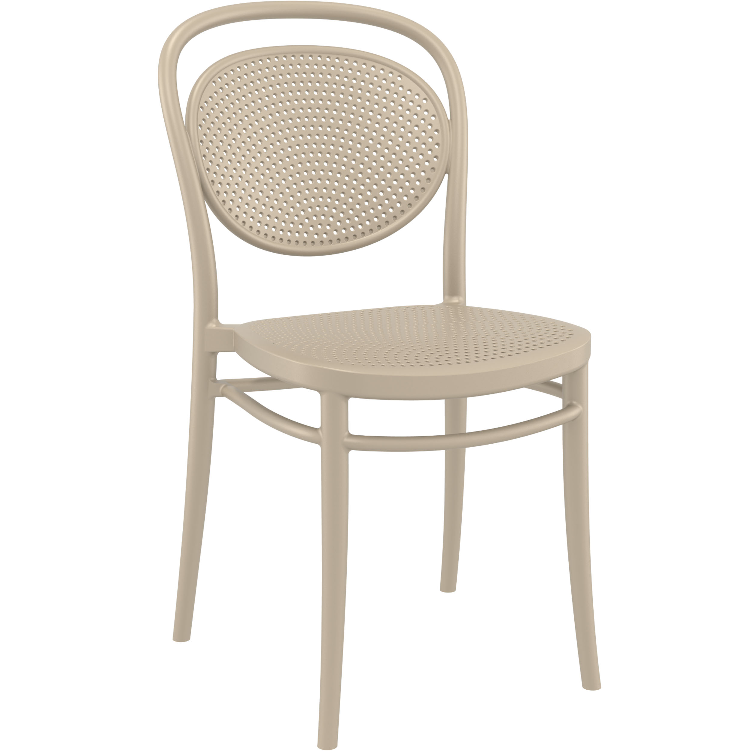 Marcel Chair - Taupe