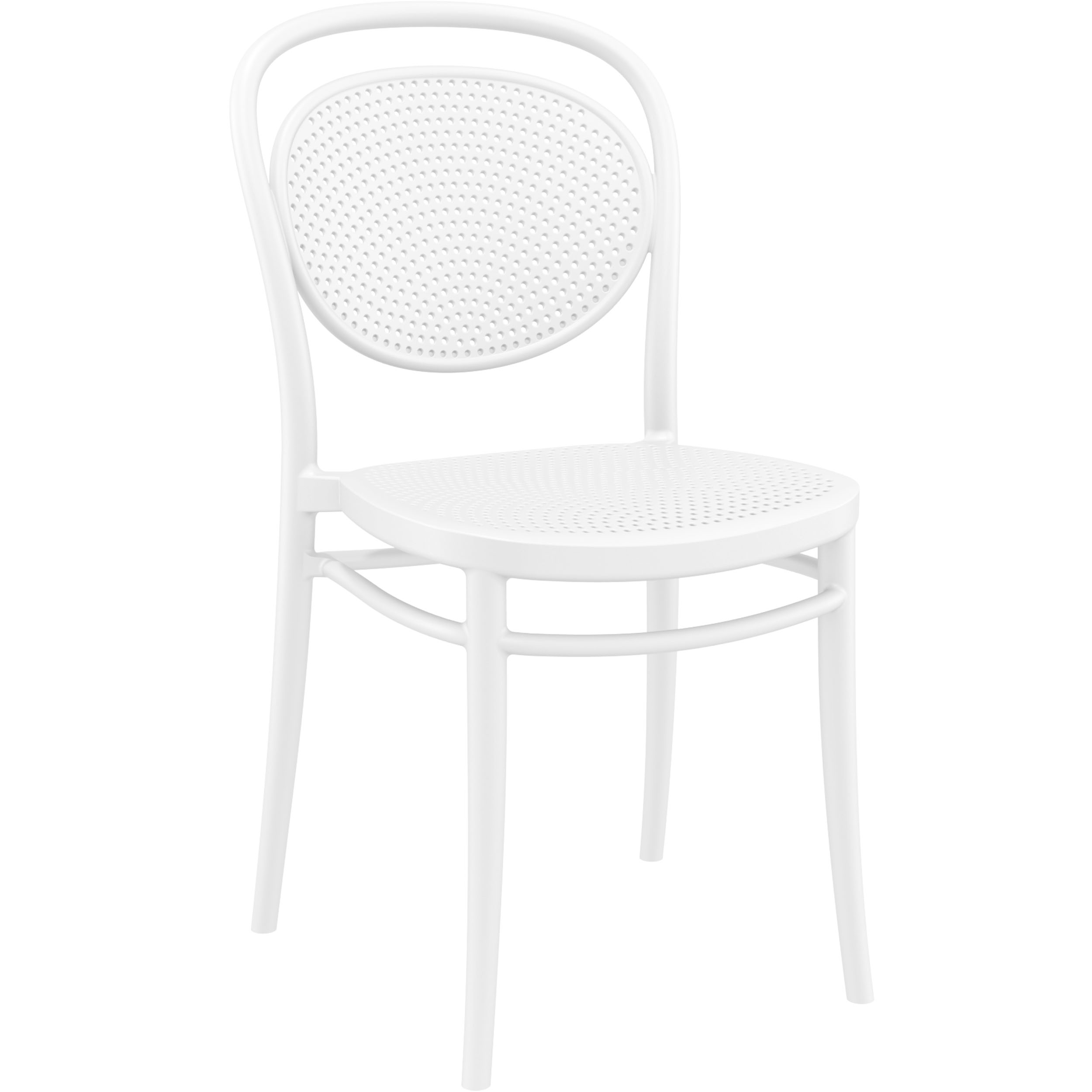 Marcel Chair - White