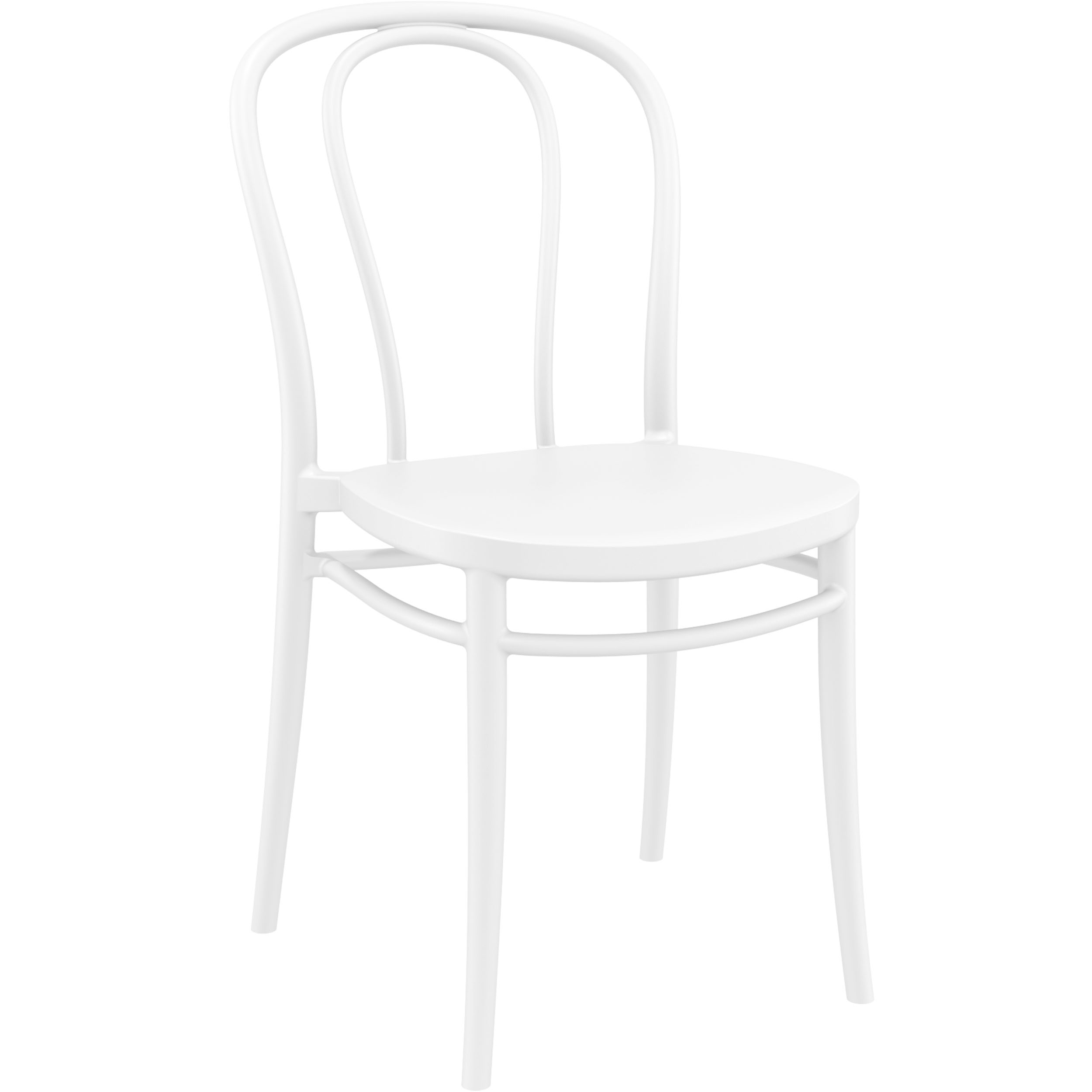 Victor Chair - White