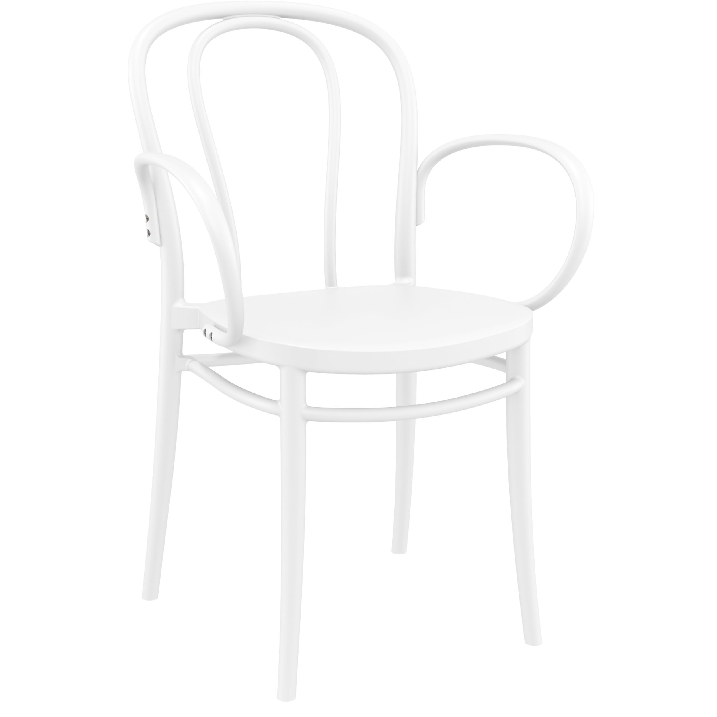 Victor XL Chair - White