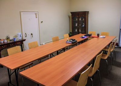 Newcastle City Business Centre – Newcastle, NSW - Avoca Chairs in Beech - 3