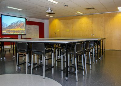 RMIT Education Table & Stool - Image 1