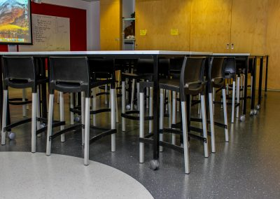 RMIT Education Table & Stool