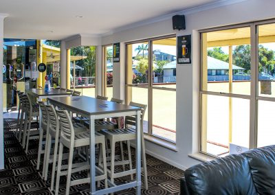 "Club Byron aka ""The Bowlo"" – Byron Bay, NSW - Ares Chair & Carlton Frame View 13"