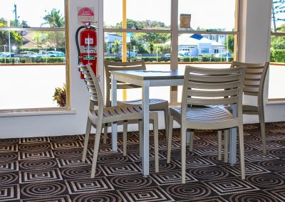 "Club Byron aka ""The Bowlo"" – Byron Bay, NSW - Ares Chair & Carlton Frame View 9"