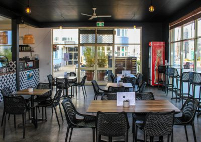 Parkside Cafe – Armidale, NSW