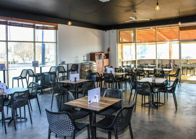 Parkside Cafe - Armidale NSW - Harbour Stool, Air Chairs, Air Barstools & Table Tops