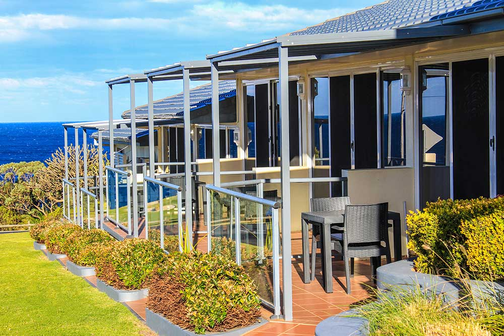 Name : Amooran Oceanside Apartments & Motel - Narooma, NSW