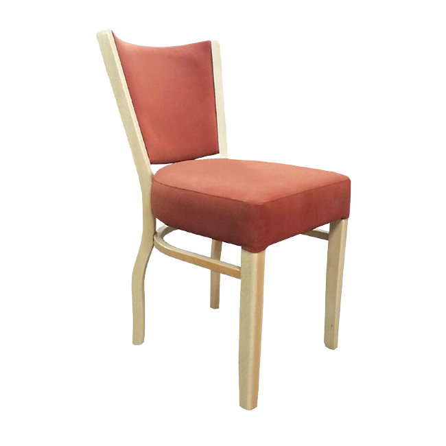 Atlantic Slim Seat & UPH Back Stacking Chair