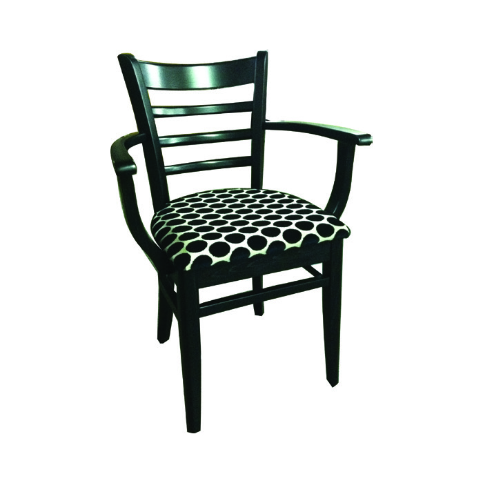 Dallas Uph Seat Arm Chair