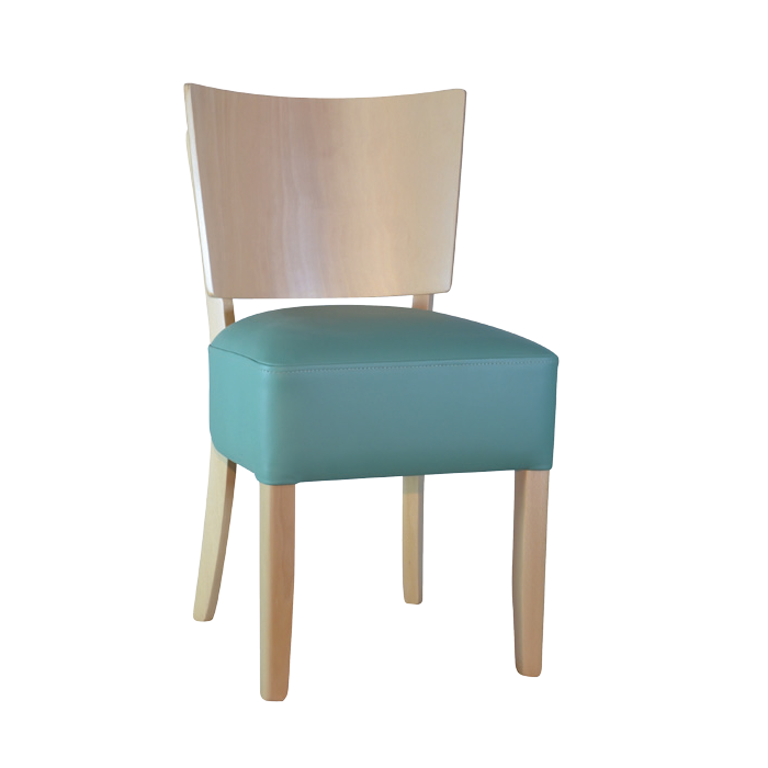 Memphis Solid Back Chair