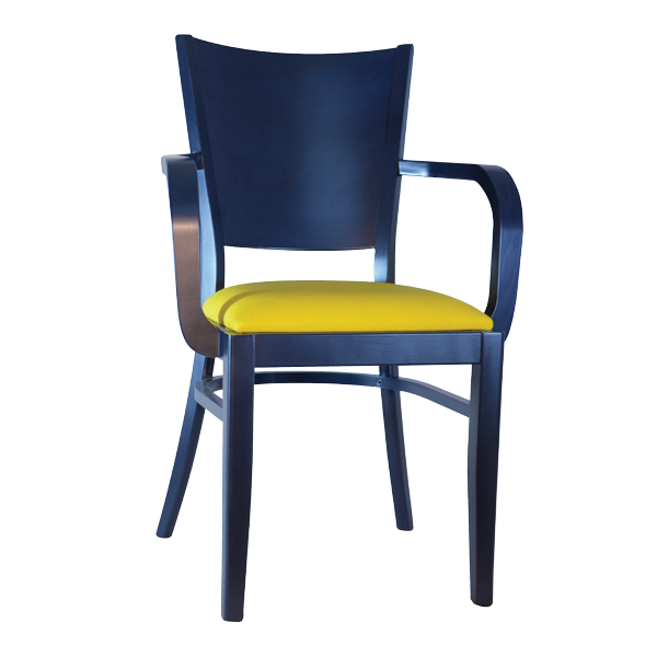 Memphis Stacking Arm Chair
