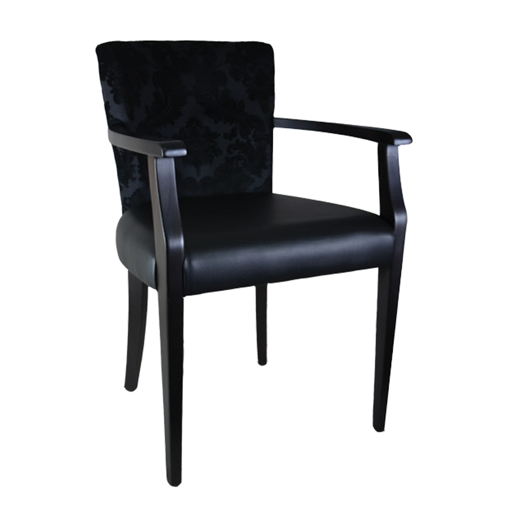 Omega Open Arm Chair