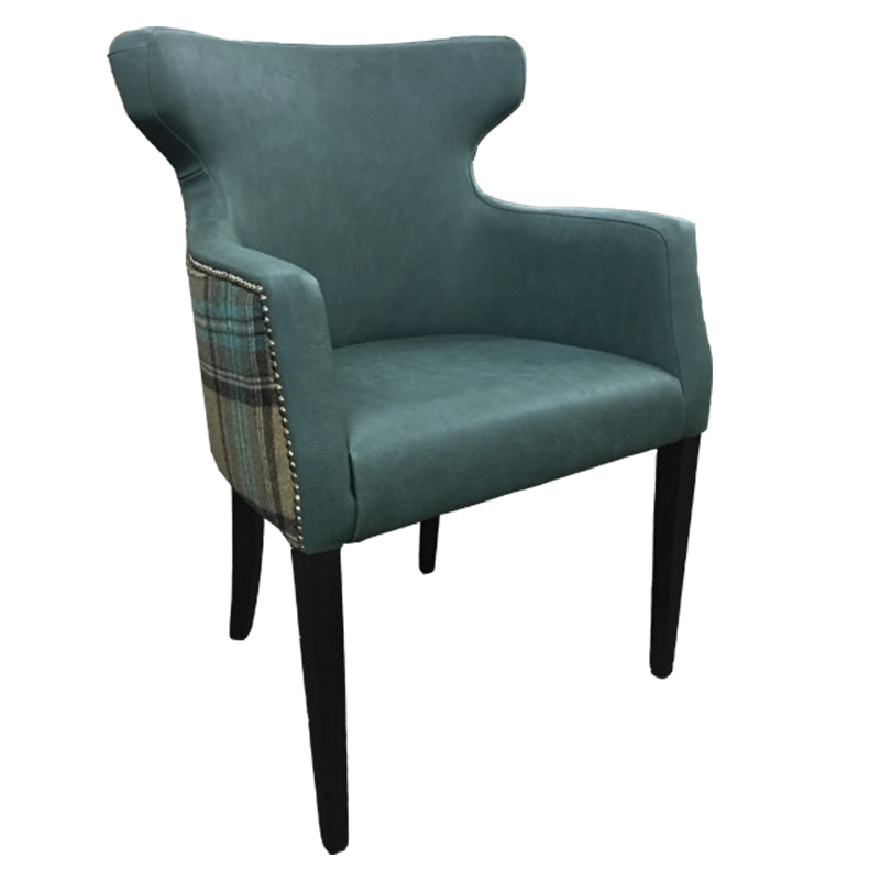 Omega Wing Arm Chair
