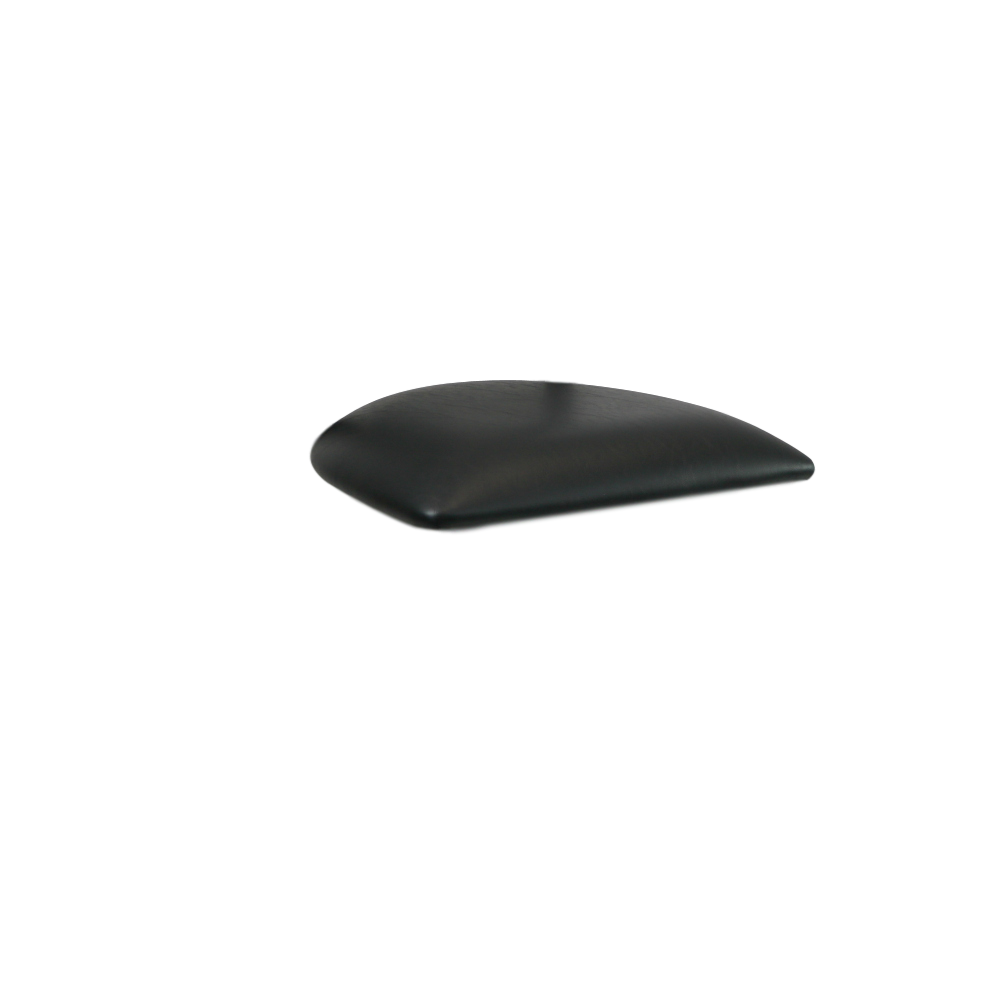 PART Florence Seat Cushion - Black - Made in Europe