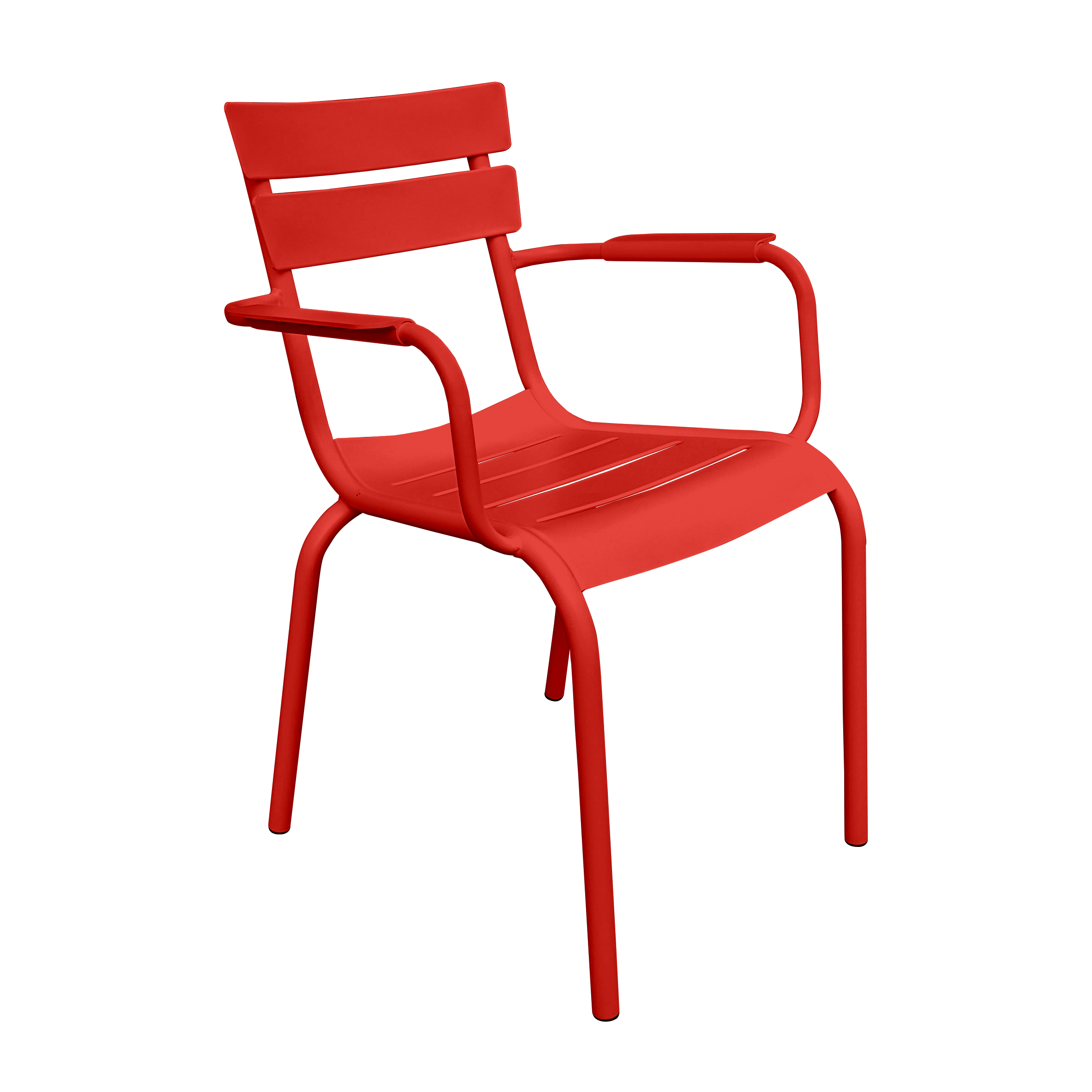 Porto Armchair - Red