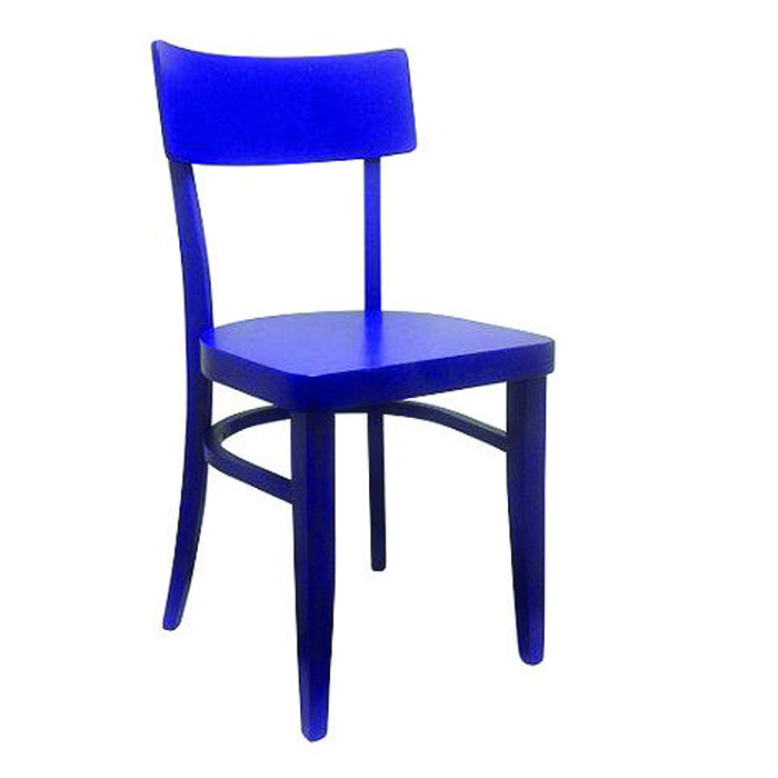 Ral Bakery Blue Chair