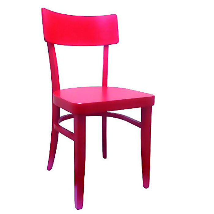 Ral Bakery Red Chair