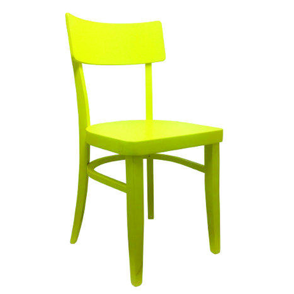 Ral Bakery Yellow Chair