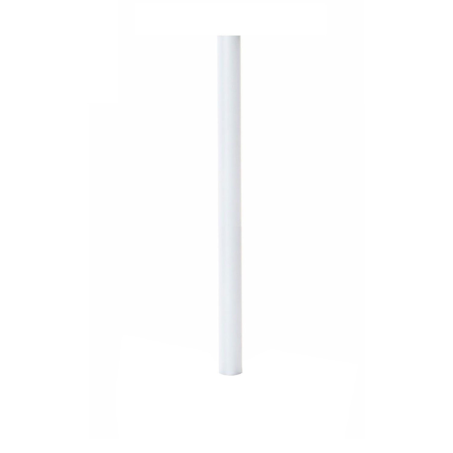 PART Bar Pole White to suit (Astoria) - Made in Europe