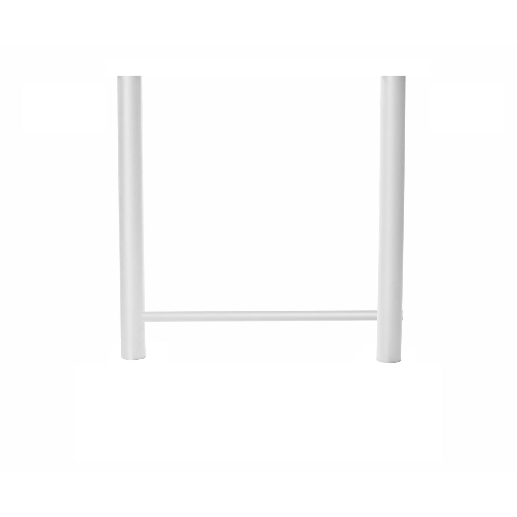 PART BAR H Frame White - Made in Europe (1200x800 tops)