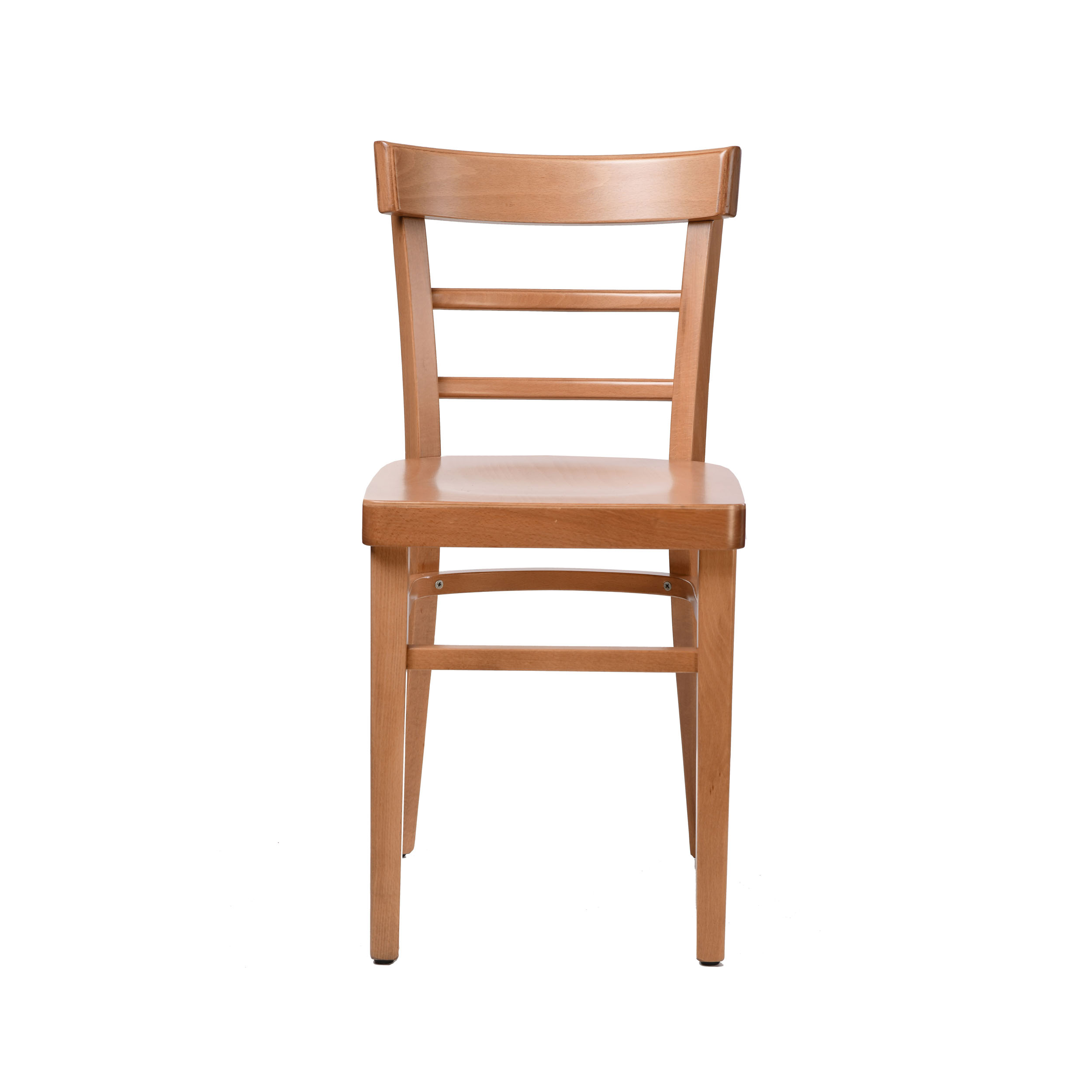 Vienna Chair - Natural - Timber Seat - Made in Europe