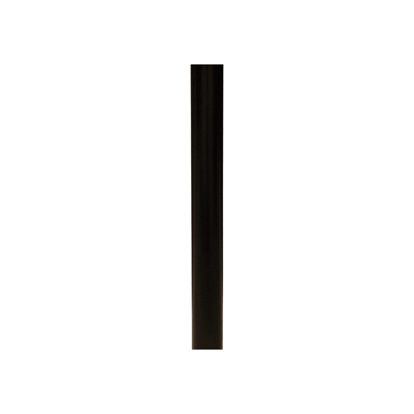PART Geneva Round Bar Tube - 1370 - Black