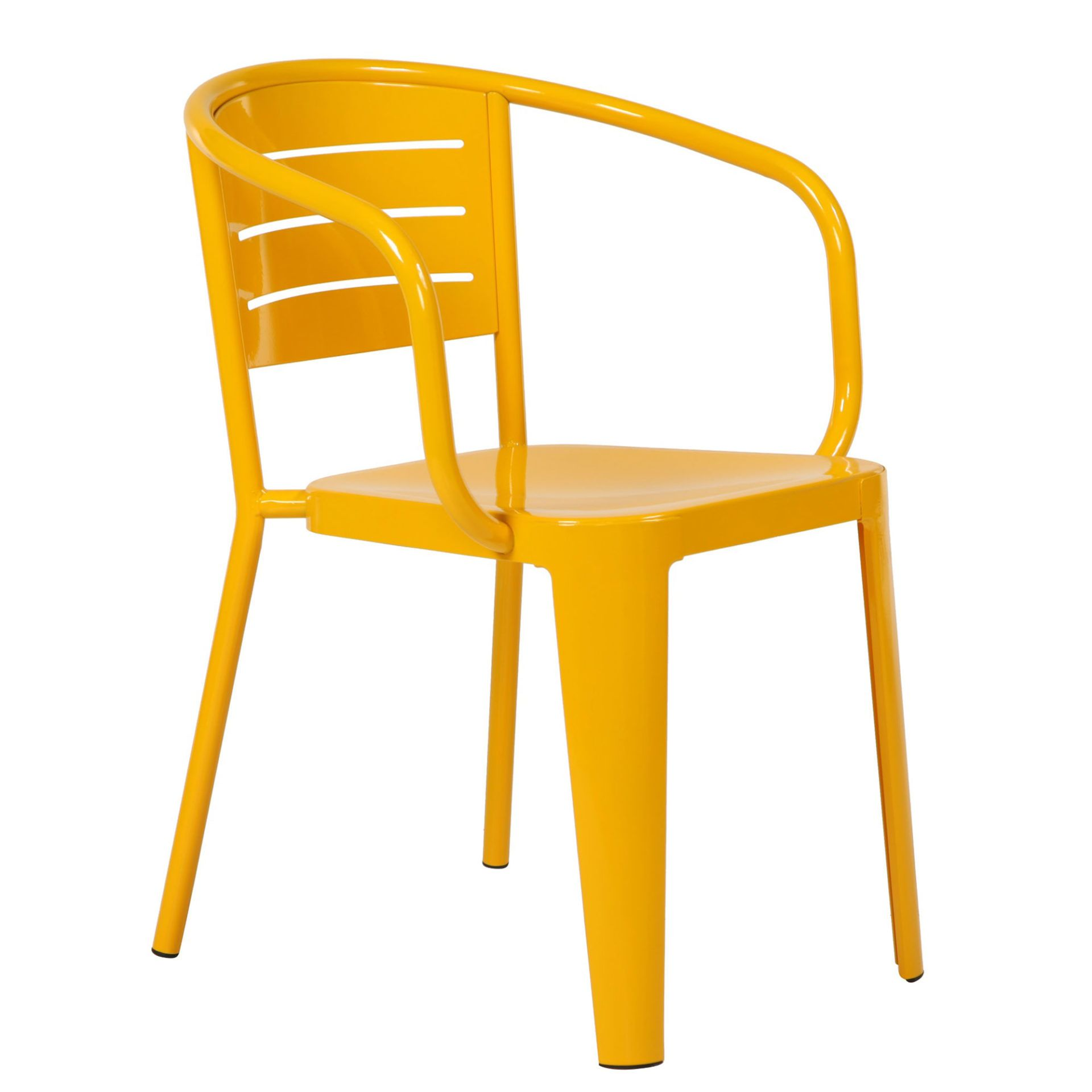 Lagos Armchair - Yellow