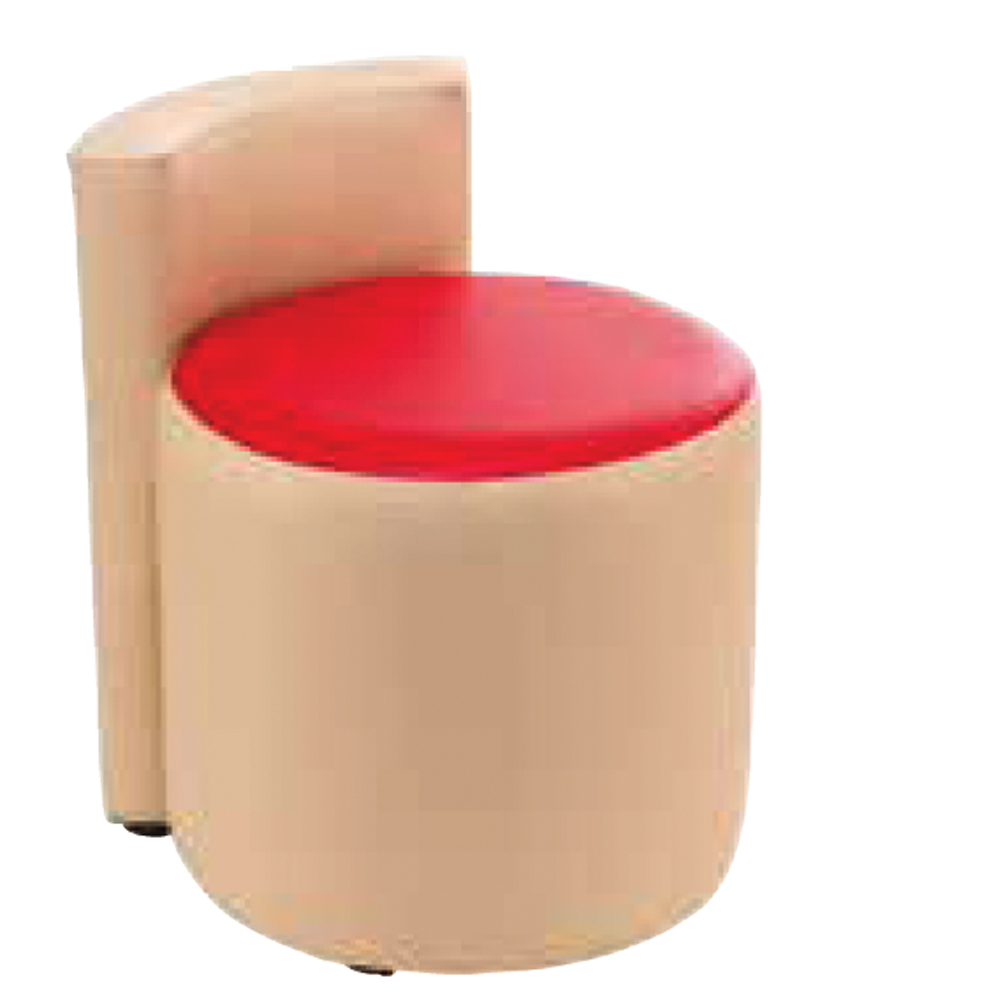 Barrel Small Back Chair