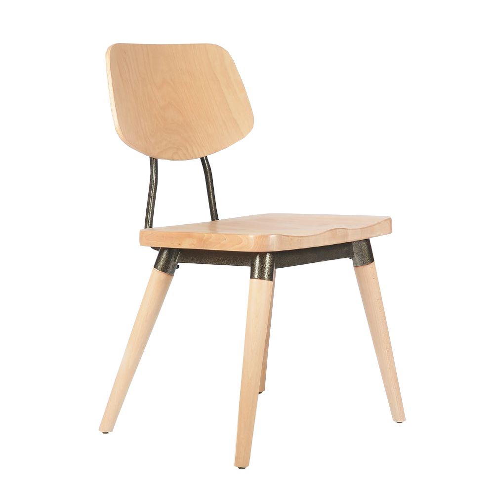 Felix Solid Seat Chair