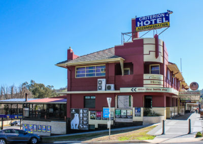 Criterion Hotel – Gundagai, NSW