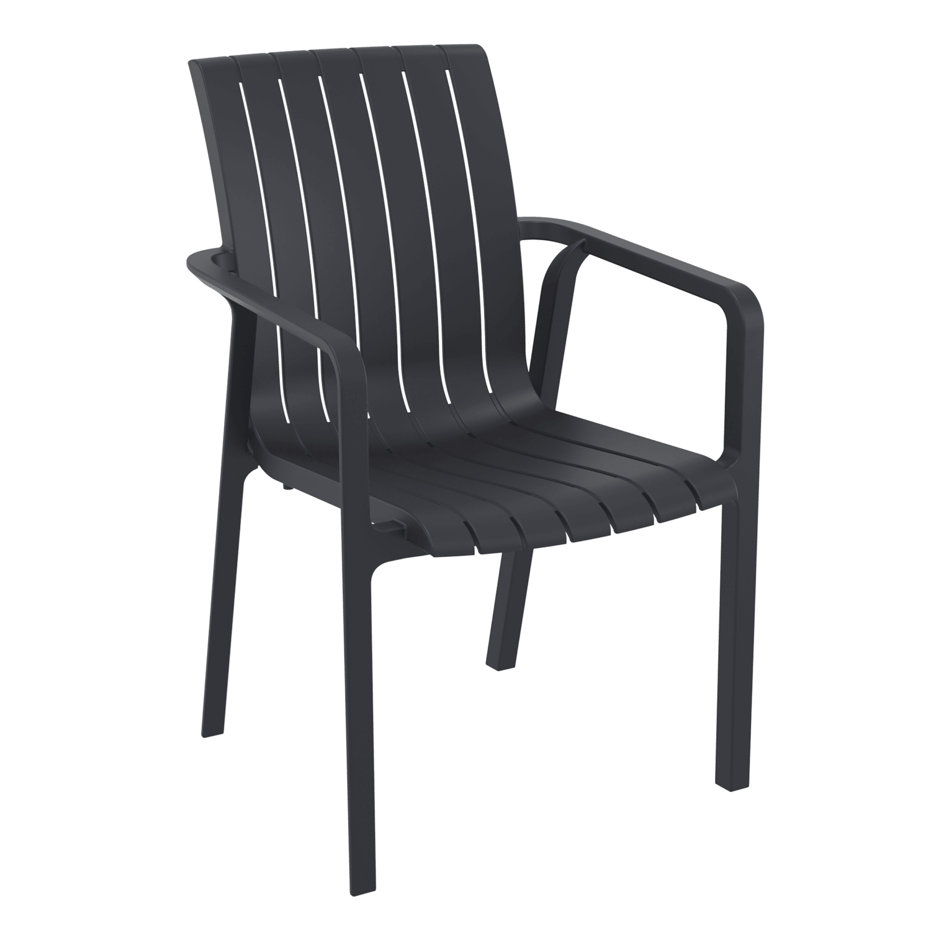 Slim Arm Chair