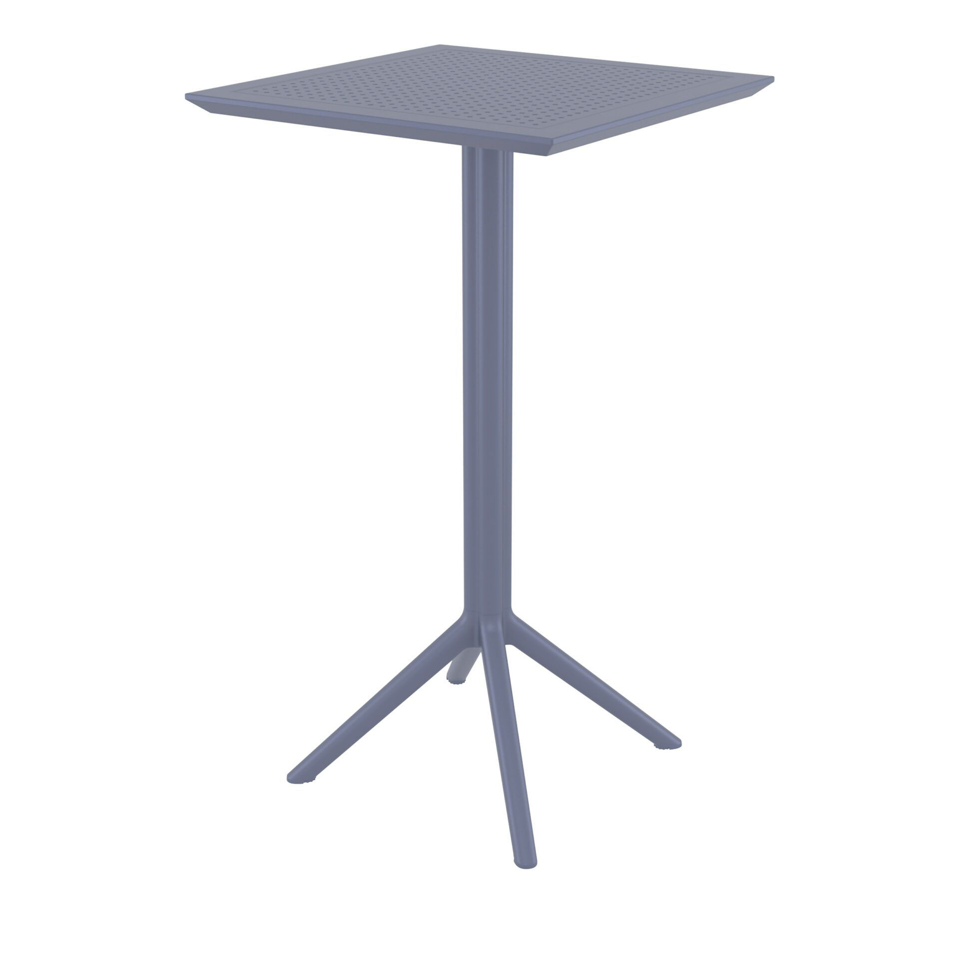 Sky Folding BAR Table 60 - Anthracite